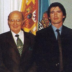 La Real Sociedad Canina de España galardonó a Jaime Parejo