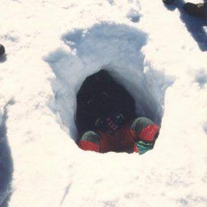 Prácticas Método Arcón para Aludes de Nieve